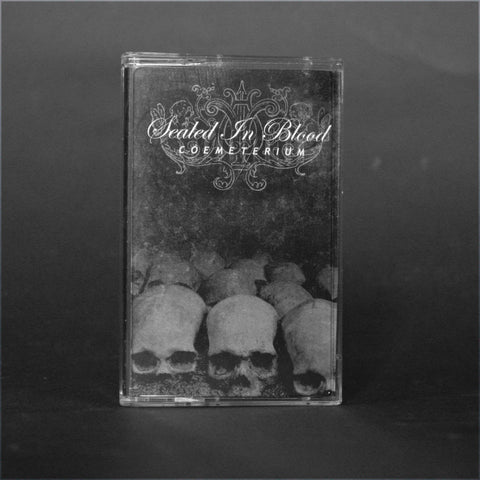 "SEALED IN BLOOD ""Coemeterium"" MC"