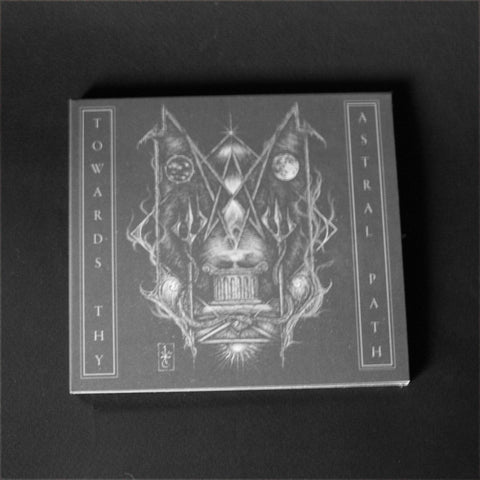 "STUTTHOF ""Towards Thy Astral Path..."" digipak CD"