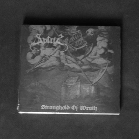 "SYTRIS ""Stronghold of Wrath"" Digipak CD"