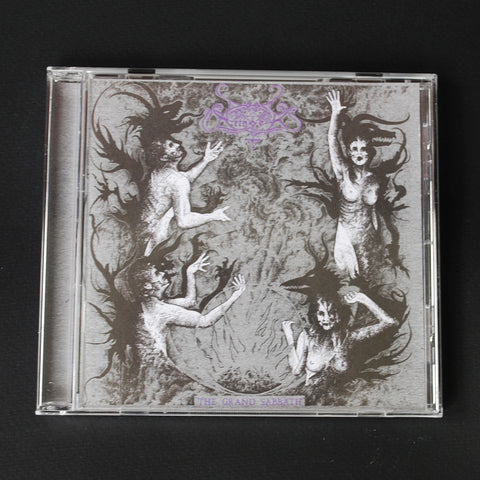 "DOOMBRINGER ""The Grand Sabbath"" CD"