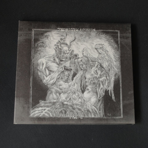 "V/A ""Tormenting Legends Part II"" digipak CD"