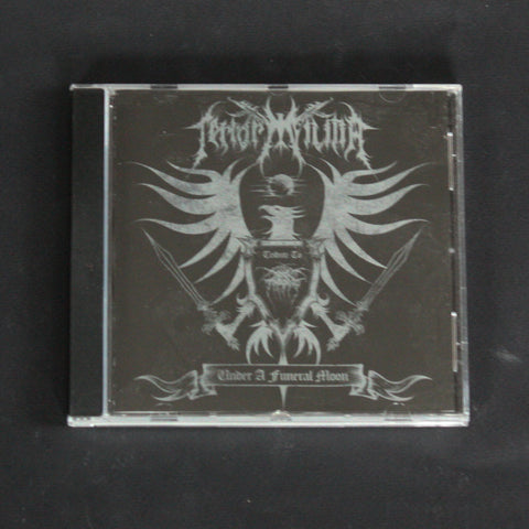"V/A ""Tribute to Dark Throne-Under a Funeral Moon"" CD"