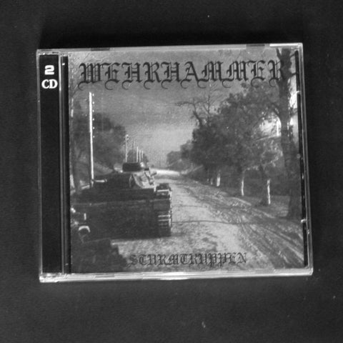 "WERHRAMMER ""Sturmtruppen"" Double CD"