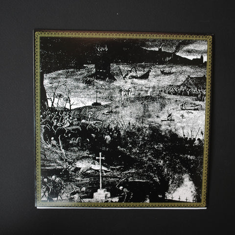 "Encoffination / Grave Upheaval ‎""Inurnment Of Fleshless Disembodied Remains/Untitled"" 7""EP"