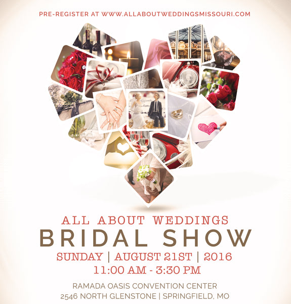All About Weddings August 2016 Bridal Show