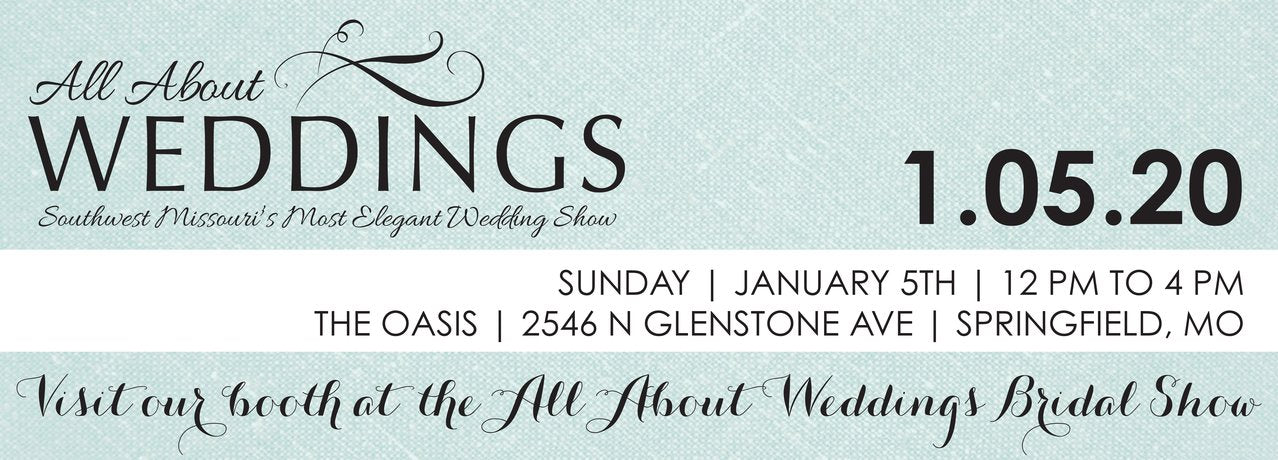 All About Weddings Bridal Show