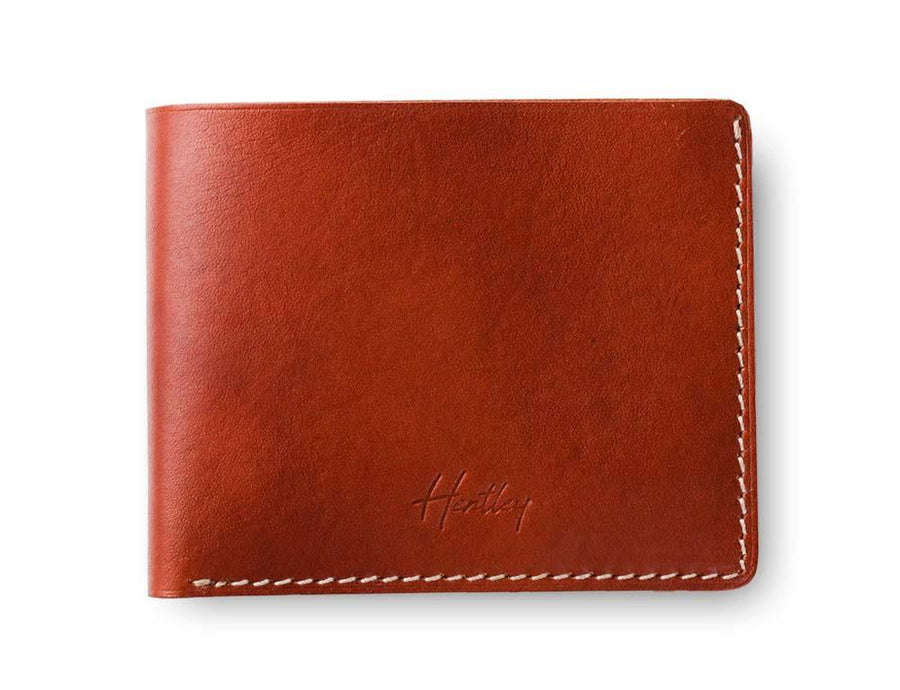 Manhattan Classic Leather Wallet