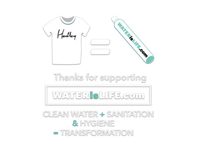 Hentley // Water Is Life T-Shirts