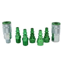 MILTON 7 PC Coupler and Plug Kit MIS-307AKIT
