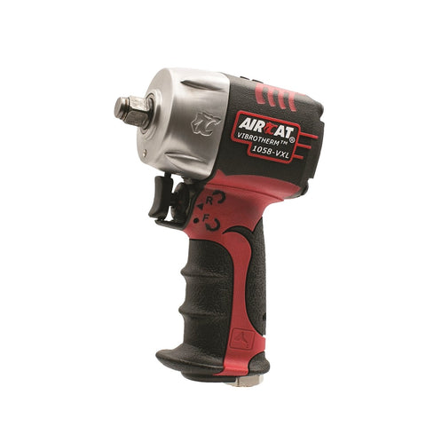 "AirCat Vibrotherm Drive 1/2"" Compact Impact Wrench ARC1058-VXL"