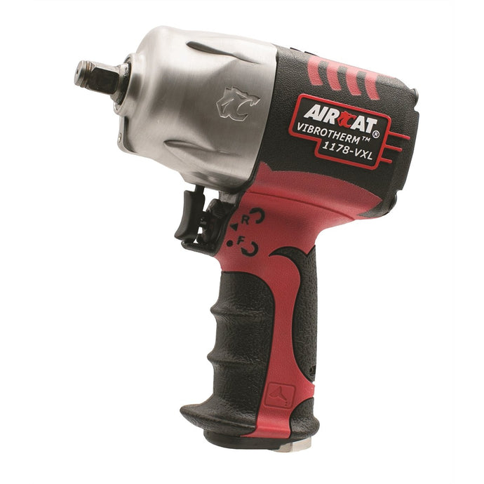 AirCat Vibrotherm Drive 1/2 in. Impact Wrench ARC1178-VXL - G and G Tools