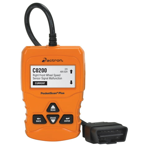 ACTRON Pocketscan Plus ACTCP9660