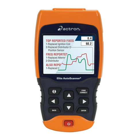 ACTRON Elite Autoscanner Obd I & Ii Scan Tool ACTCP9690