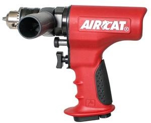 "AIRCAT 1/2"" Composite Reversible .7 Hp Drill ACA4451 - G and G Tools"