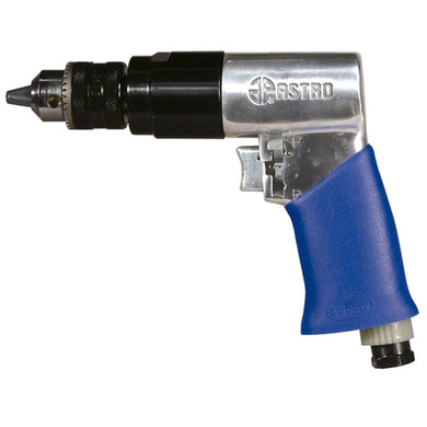 ASTRO PNEUMATIC 3/8 Drill, Reversible, Air AST525C - G and G Tools