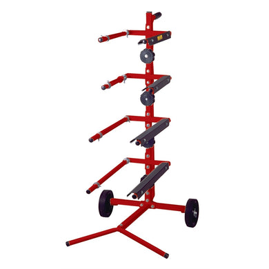 ASTRO PNEUMATIC Masking Tree 16-22In. F/ 4 Paper Rolls & 4 Tape ASTASMS2 - G and G Tools