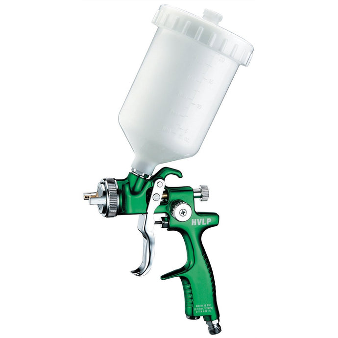 ASTRO PNEUMATIC Europro Forged Hvlp 1.5Mm Spray Gun W/ Plastic Cup ASTEUROHV105 - G and G Tools