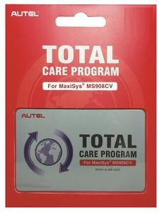 AUTEL MaxiSYS 908CV One Year Total Care Program Card AULMS908CV-1YRUPDATE