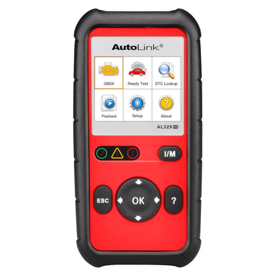 AUTEL Heavy Duty Vehicle Code Reader AULAL529HD