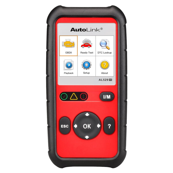 AUTEL Heavy Duty Vehicle Code Reader AULAL529HD - G and G Tools