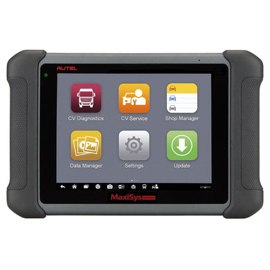 AUTEL Android Diagnostic Tablet for Commercial Vehicles AULMS906CV