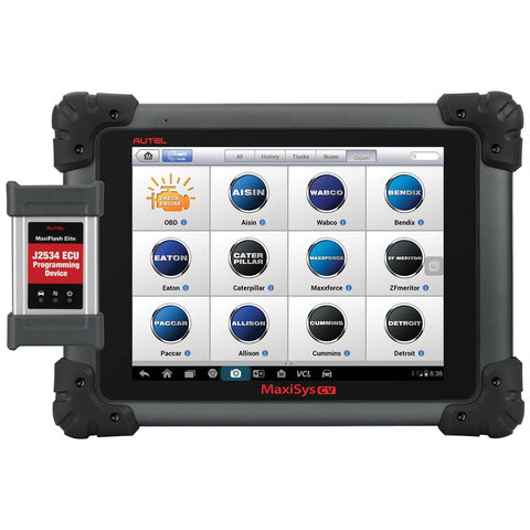 AUTEL Commercial Vehicle Diagnostic System AULMS908CV