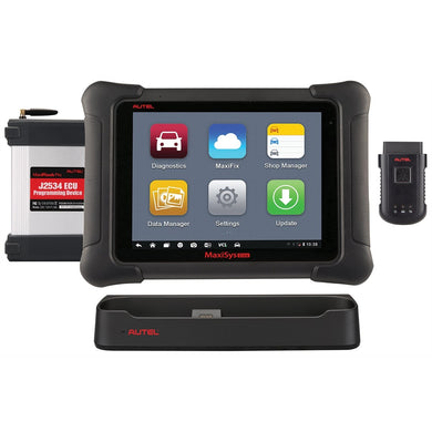 AUTEL MaxiSYS Elite with Docking Station AULMSELITE - G and G Tools