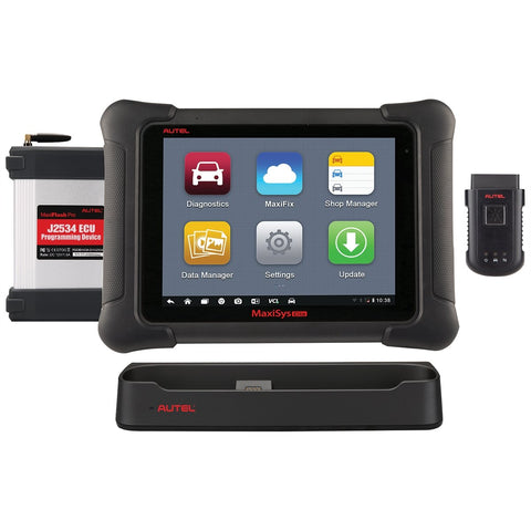 AUTEL MaxiSYS Elite with Docking Station AULMSELITE