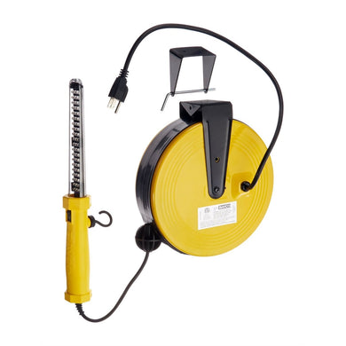 BAYCO 60 Led Worklight On 50Ft Reel BAYSL-864 - G and G Tools