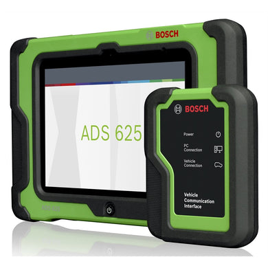 Bosch ADS 625 Diagnostic Scan Tool with 10