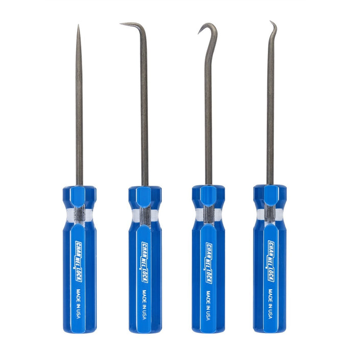 CHANNELLOCK 4 Pc Hook & Pick Set CHAHP-4A - G and G Tools