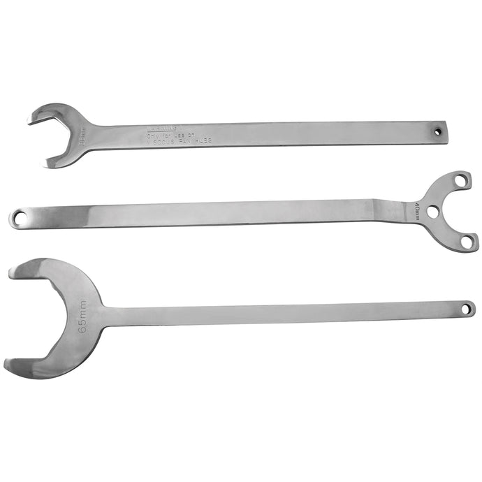 CTA MANUFACTURING Mercedes Fan Clutch Wrench Set CTAA880