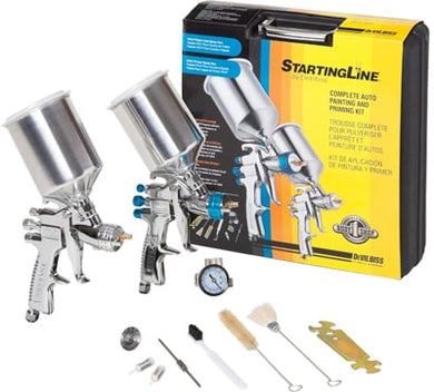 DEVILBISS StartingLine Kit Primer DV802343