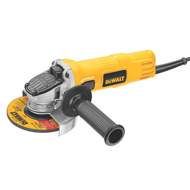 DEWALT TOOLS 4 1/2 Small Angle Grinder With One-Touch Guard DWTDWE4011