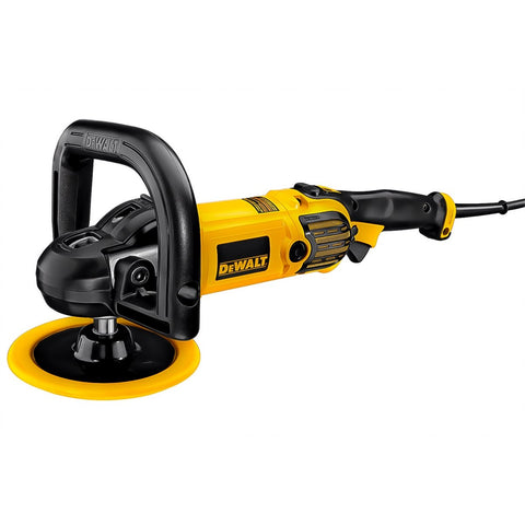 "DEWALT TOOLS 7"" High Performance Electronic Polisher DWTDWP849X"