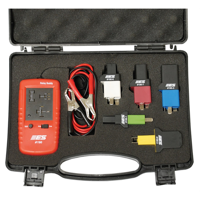 ELECTRONIC SPECIALTIES Relay Buddy Pro Test Kit ESI191