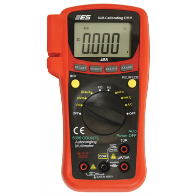 ELECTRONIC SPECIALTIES Self Calibrating True Rms Multimeter ESI485