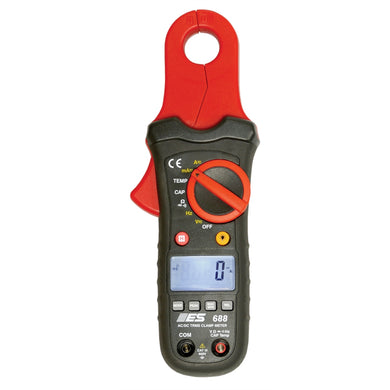 ELECTRONIC SPECIALTIES True Rms Low Current Clamp Meter ESI688