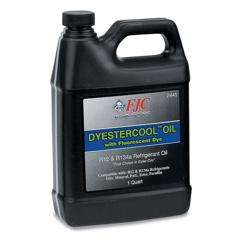 FJC, INC. Oil Ac Ester With Dye Quart FJC2445