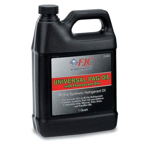 FJC, INC. Oil A/C Pag With Dye Quart FJC2480