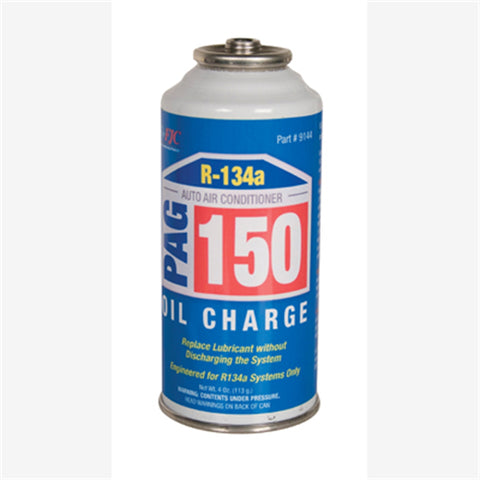 FJC, INC. Pag 150 Oil Charge 4 Oz. FJC9144