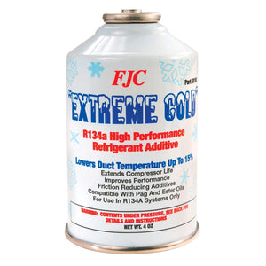 FJC, INC. Extreme Cold Additive-4 Oz R134A FJC9150