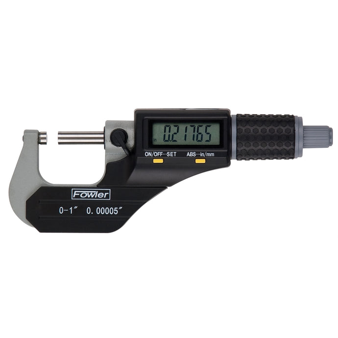 FOWLER Xtra Value Ii Electronic Micrometer FOW74-870-001