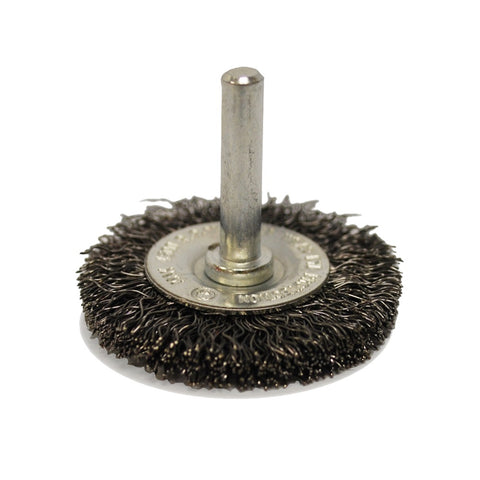 "FIREPOWER Crimped Wire Wheel Brush,2"" FPW1423-2101"