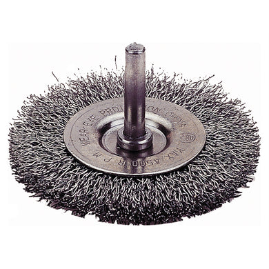 FIREPOWER Crimped Wire Wheel Brush,3