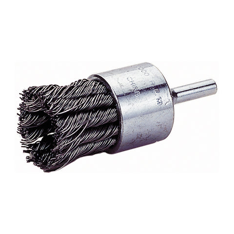 "FIREPOWER End Brush, 3/4"" Knotted, 7/8"" FPW1423-2105"