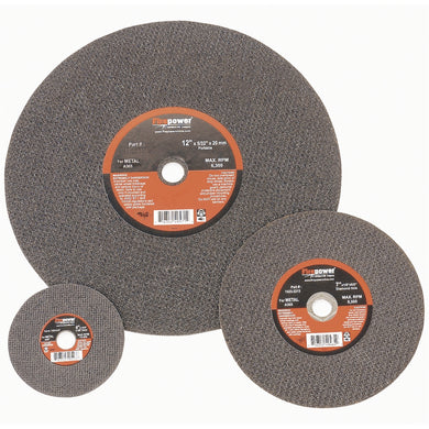 FIREPOWER 5Pk Cut-Off Wheel, 4