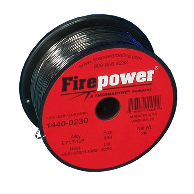 FIREPOWER Mig Wire Flux Coated .030 2Lb FPW1440-0230