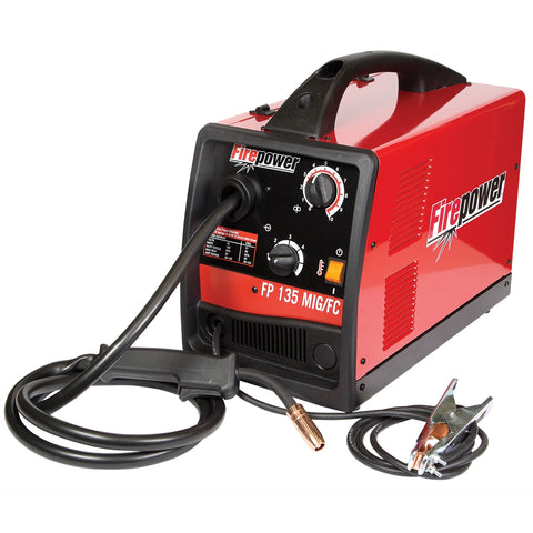 FIREPOWER Fp 135 Mig/Flux Cored Welding System FPW1444-0326