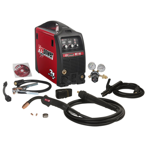 FIREPOWER Mst 140I 3-In1 Welder FPW1444-0870